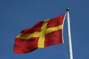 Skånes flag